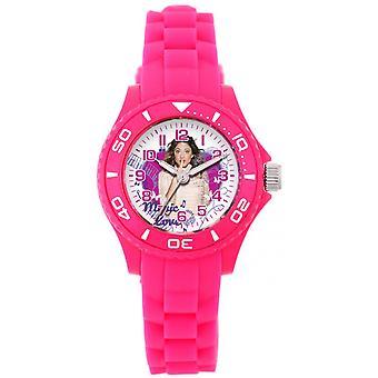 Montre Disney W001564-75016 - Montre Violetta Enfant