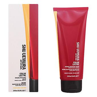 Gouden Blonde kleur restaurateur conditioner, Shu Uemura (200 ml)
