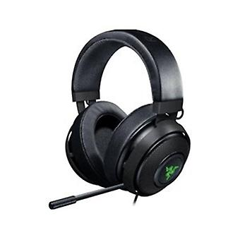 Razer Kraken Wired Gaming Headset With Usb Audio Controller