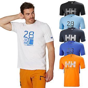 Helly Hansen Herren 2020 HP Racing Feuchtigkeit Wicking Kurzarm T-Shirt