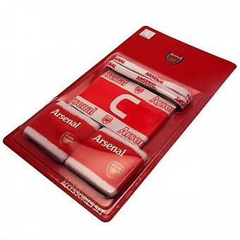 Arsenal FC Accessories Set