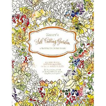 Kristys Fall Cutting Garden A Watercoloring Book by Rice & Kristy
