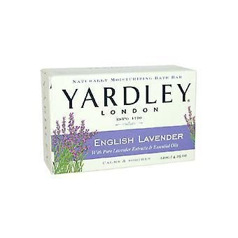 Yardley Angielski Lawenda Natural Nawilżający Bath Bar 120g