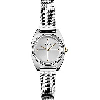 Timex Milano Petite Stainless Stee Mesh Ladies Watch TW2T37700