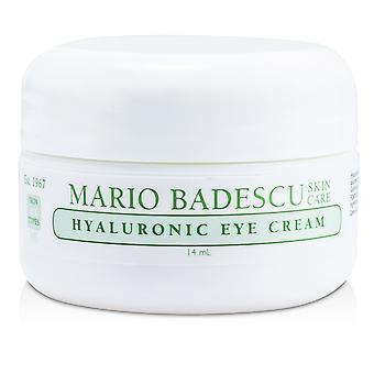 Hyaluronic eye cream for all skin types 177220 14ml/0.5oz