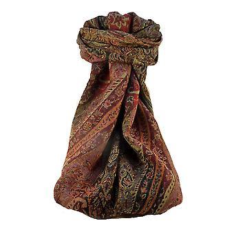 Mens Muffler Scarf 5899 Fine Pashmina Wool by Pashmina & Silk