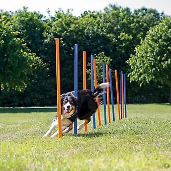Trixie smidighet slalåm Master, 115Xø 3 cm (hunder, leker & Sport, Agility)