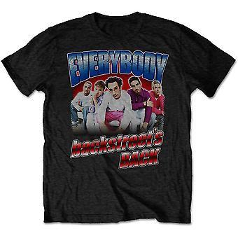 Backstreet Boys Everybody Official Tee T-Shirt Mens Unisex