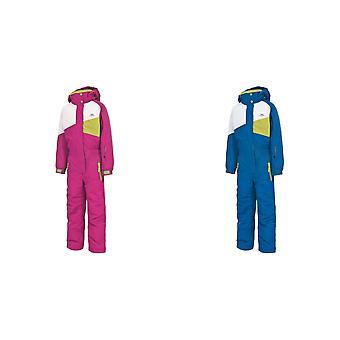 Trespass Childrens/Kids Wiper One Piece Ski/Snow Suit