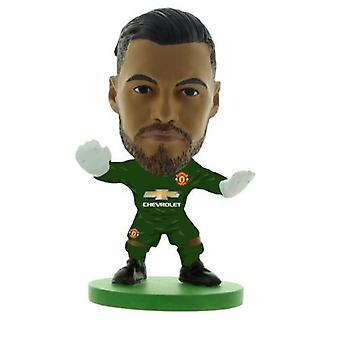 Soccerstarz Man Utd Sergio Romero (2019) Home Kit