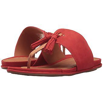Gentle Souls Womens Ottie Open Toe Casual Slide Sandals
