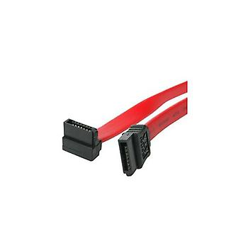Startech 12In Sata To Right Angle Sata Cable