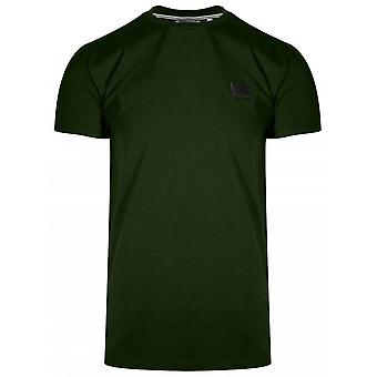 Antony Morato Plaque Green Short Sleeve T-Shirt