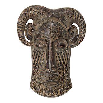Lang Tribal Maske Wall Decor