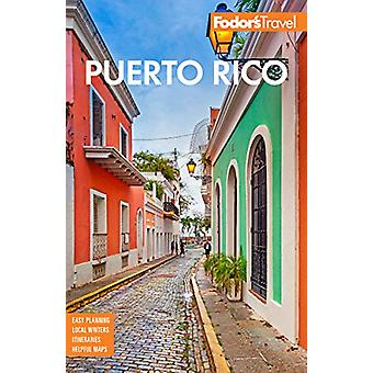 Fodor's Puerto Rico by Fodor's Travel Guides - 9781101880029 Book