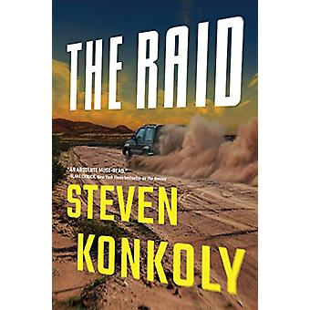The Raid by Steven Konkoly - 9781542091428 Book