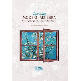 Learning Modern Algebra by Al Cuoco - Joseph J. Rotman - 978193951201