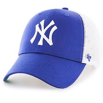 47 fire Snapback Cap - BRANSON New York Yankees royal