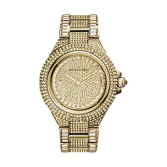 Michael Kors MK5720 Camille Ladies Crystal Watch - Gull