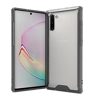 Shock resistant shell Samsung Galaxy Note 10 - transparent/black