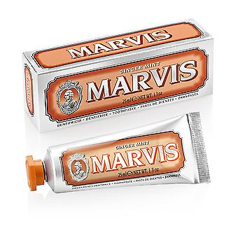 Marvis Ginger Mint Toothpaste 25 Ml Unisex