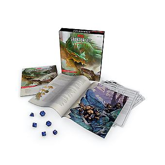 Official Dungeons & Dragons Starter Set