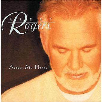 Kenny Rogers - Across My Heart [CD] USA import