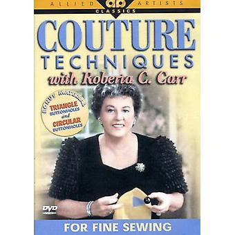 Coutourtechniques [DVD] USA importerer