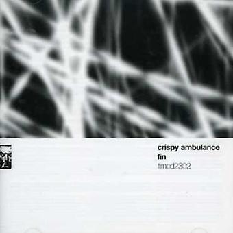 Crispy Ambulance - Fin [CD] USA import