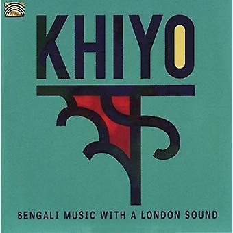 Khiyo - Khiyo [CD] USA importeren