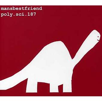 Mansbestfriend - Poly.Sci.187 [CD] USA import