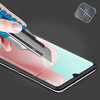 Screen Protector Samsung Galaxy A41 Organic Glass Force Resistant Black Glass
