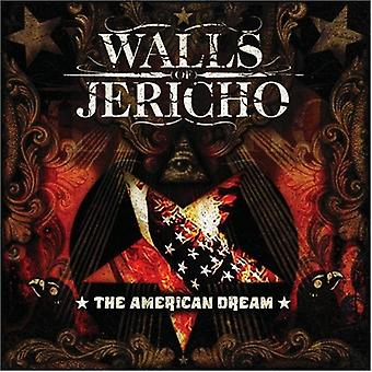 Walls of Jericho - American Dream [CD] USA import