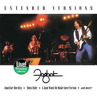 Foghat - Extended Versions [CD] USA import