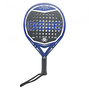 Diamond-shaped Paddle Racket - 3K Carbon Fiber