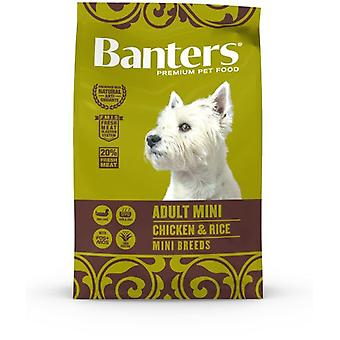Banters Adult Mini (Dogs , Dog Food , Dry Food)