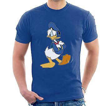 Disney Classic Donald Duck Arms Crossed Men's T-Shirt