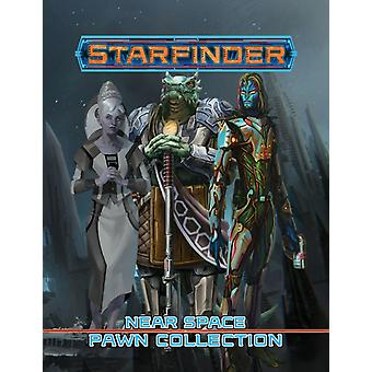 Starfinder Adventure Path The Cradle Infestation The Threefold Conspiracy 5 of 6 by Hoskins & Vanessa
