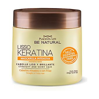 LISSO KERATINA Mascarilla 350 g of cream