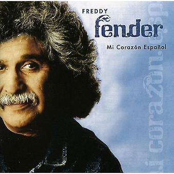 Freddy Fender - MI Corazon Espanol [CD] USA import