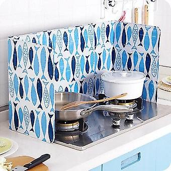 Kitchen Cooking Oil Anti Splatter Shield Splash Screen Cover/divider