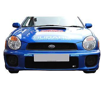Subaru Impreza Bug Eye - Koko säleikkö Set (2001-2002)