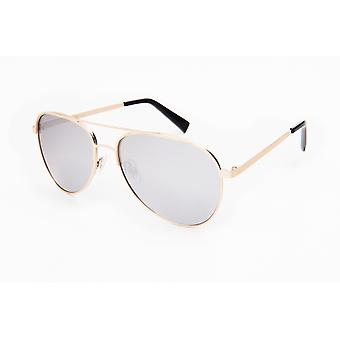 Sonnenbrille Unisex    Kat.3 silber/silber (19-207)