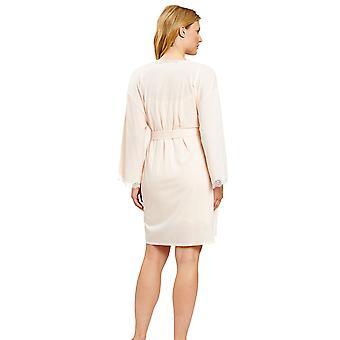 Féraud 3201054-10013 Women's High Class Peach Dressing Gown
