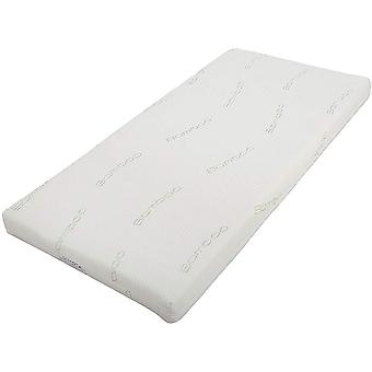 East Coast All Natural Mattress With Washable bamboo cover