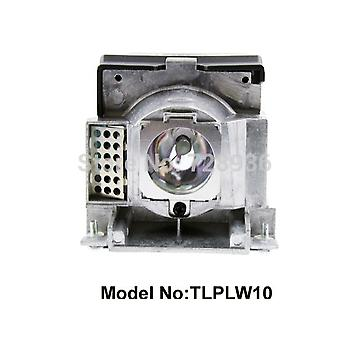 Projector Lamp Tlplw10 For Toshiba Tdp-t100/tdp-t99/tdp-tw100/tlp-t100 With