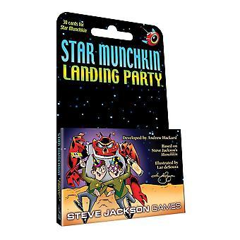 Ster Munchkin Landing Party