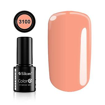 Gel polish - Color IT - Premium - * 3100 UV gel/LED