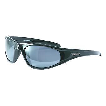 الكتلة ستينغراي XR النظارات الشمسية - لامعة أسود / Polarised
