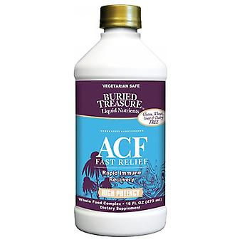 Buried Treasure ACF Fast Relief Rapid Immune Support, 16 Oz